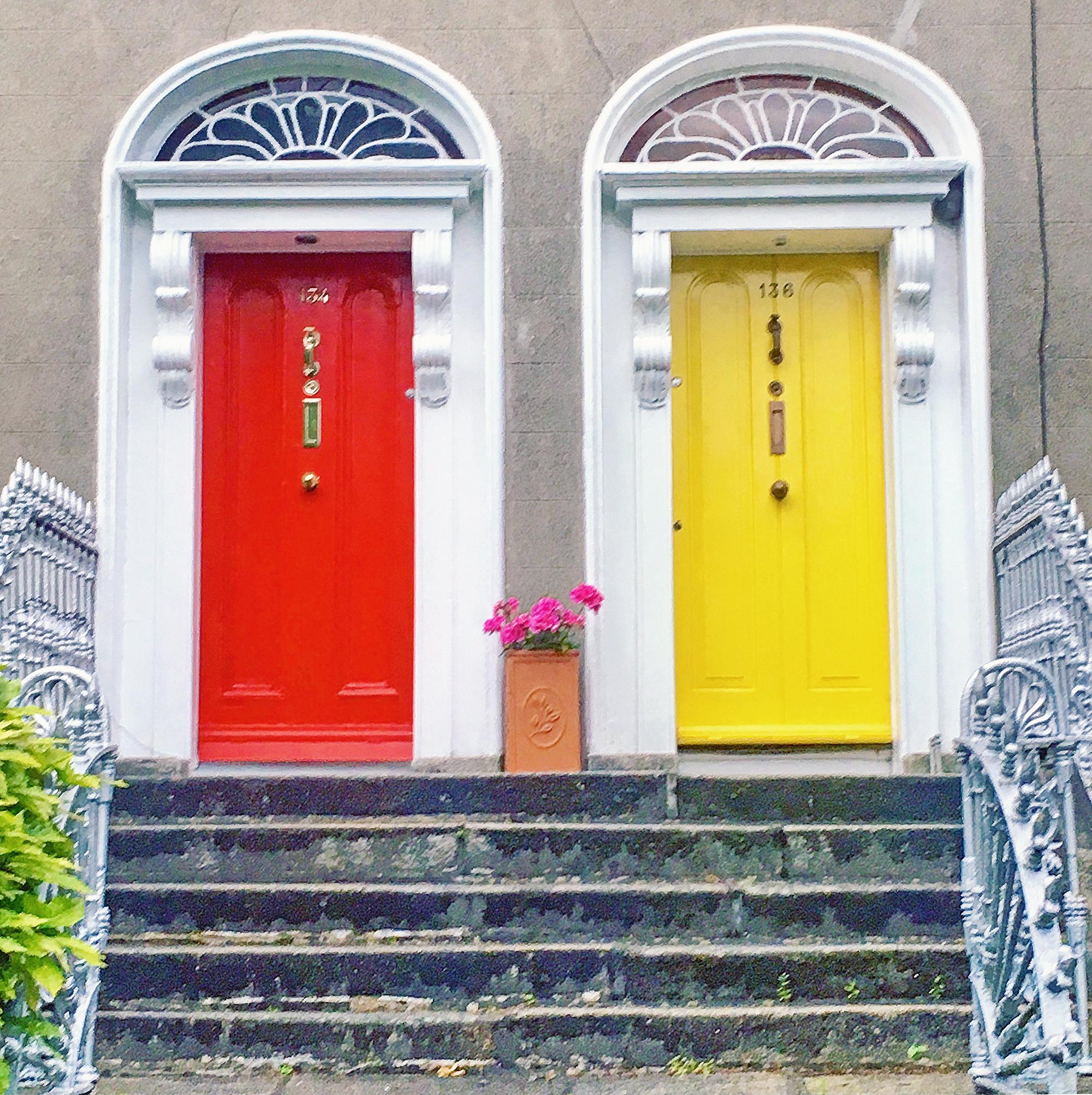 #doorsofinstagram: Dublin