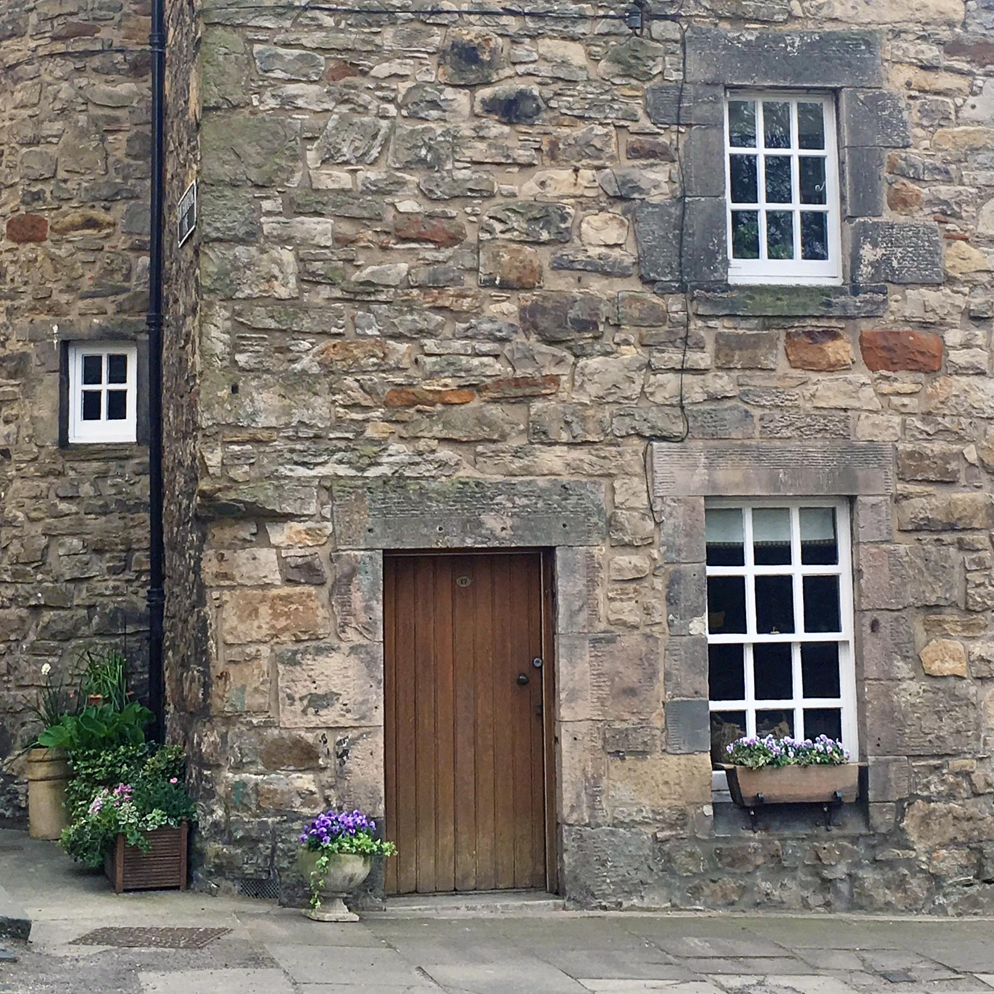 #doorsofinstagram: Edinburgh