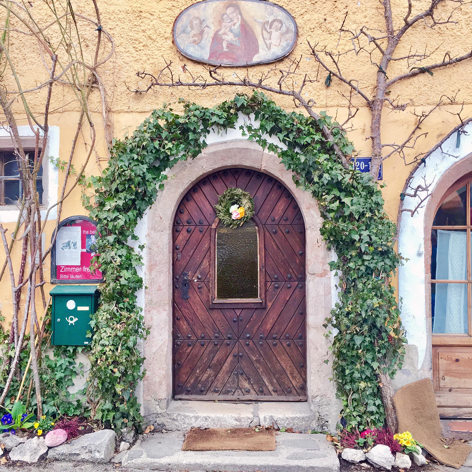 #doorsofinstagram: Hallstatt
