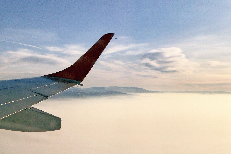 Reise-Kolumne: Was ein verspäteter Flug aus Menschen machen kann