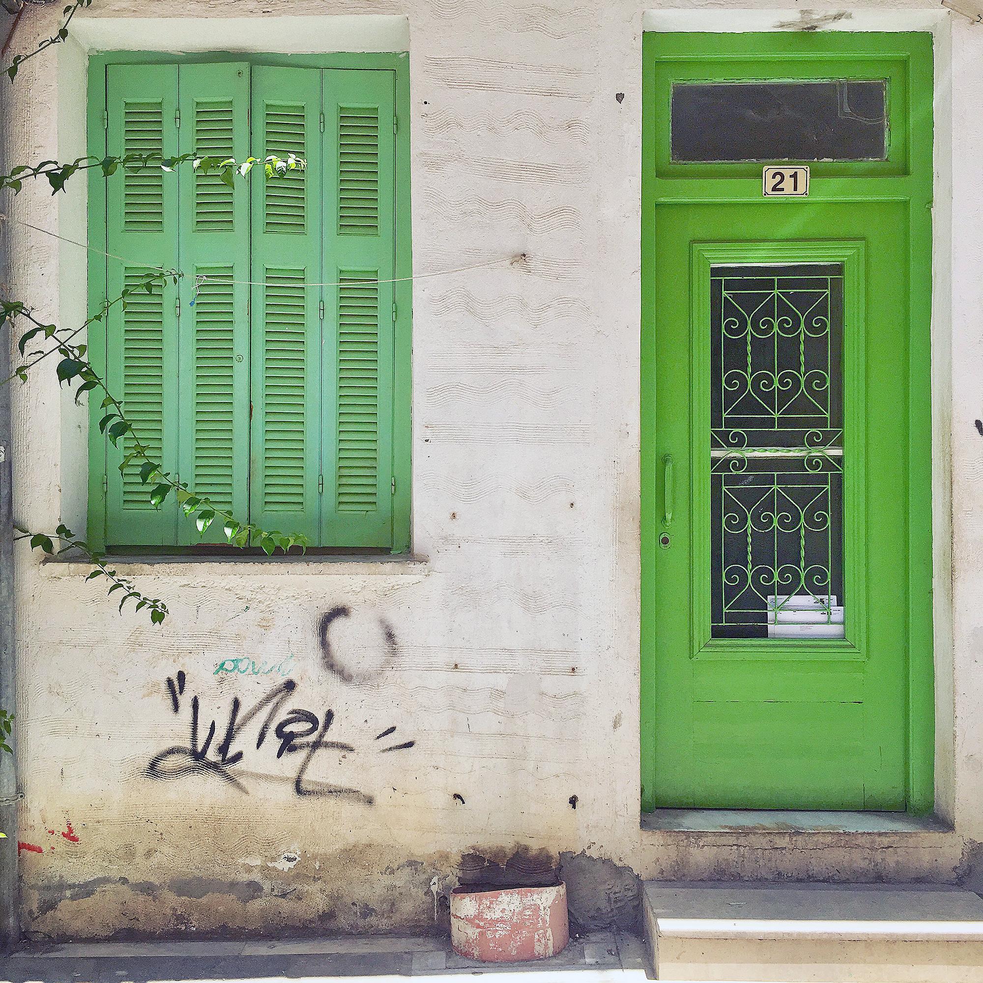#doorsofinstagram: Rethymnon