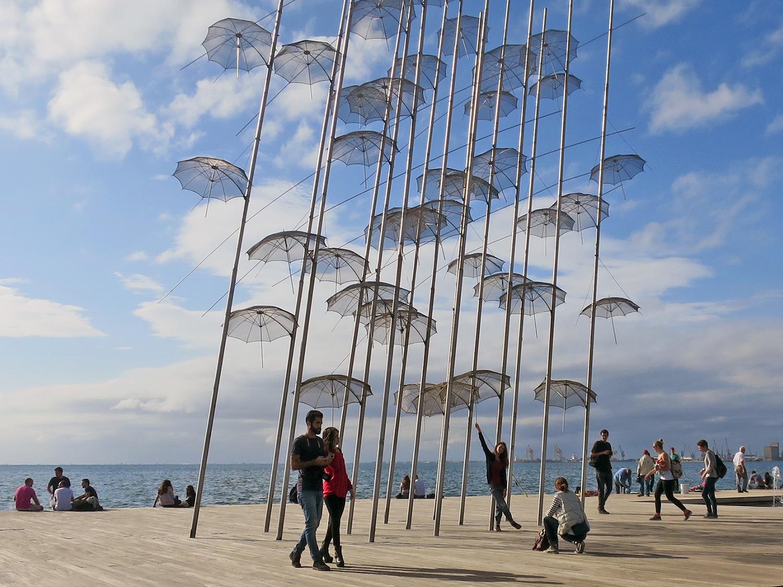 Thessaloniki: Liebe auf den zweiten Blick