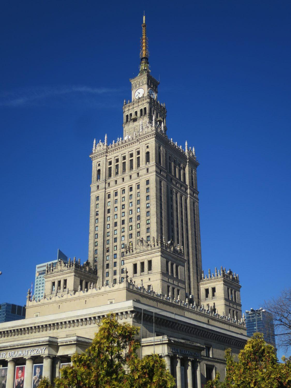 Citytrip Warschau: Reise Polen