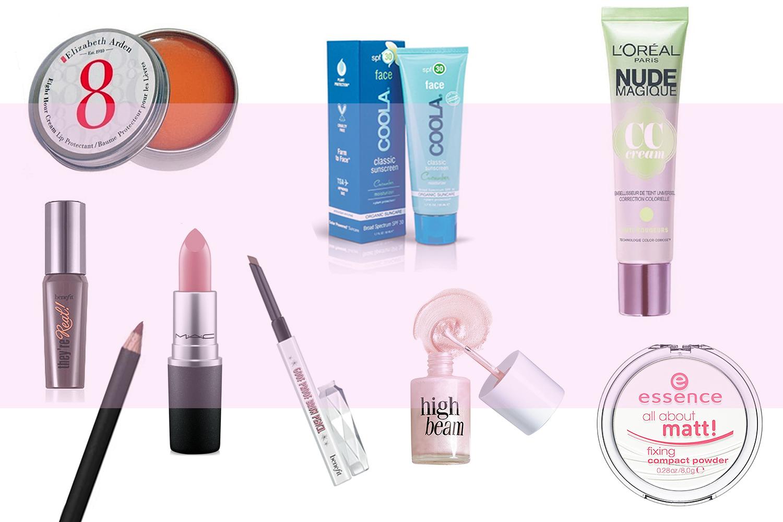 Make-up im Mini-Size : 9 Beauty-Produkte für ein schnelles & leichtes Make-up auf Reisen