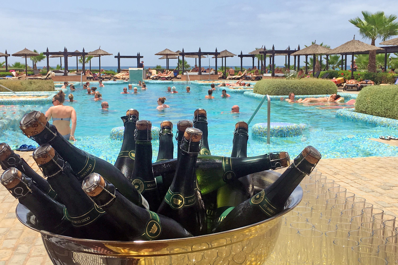 Reise-Kolumne: Breit wie der Nil im All-inklusive-Hotel