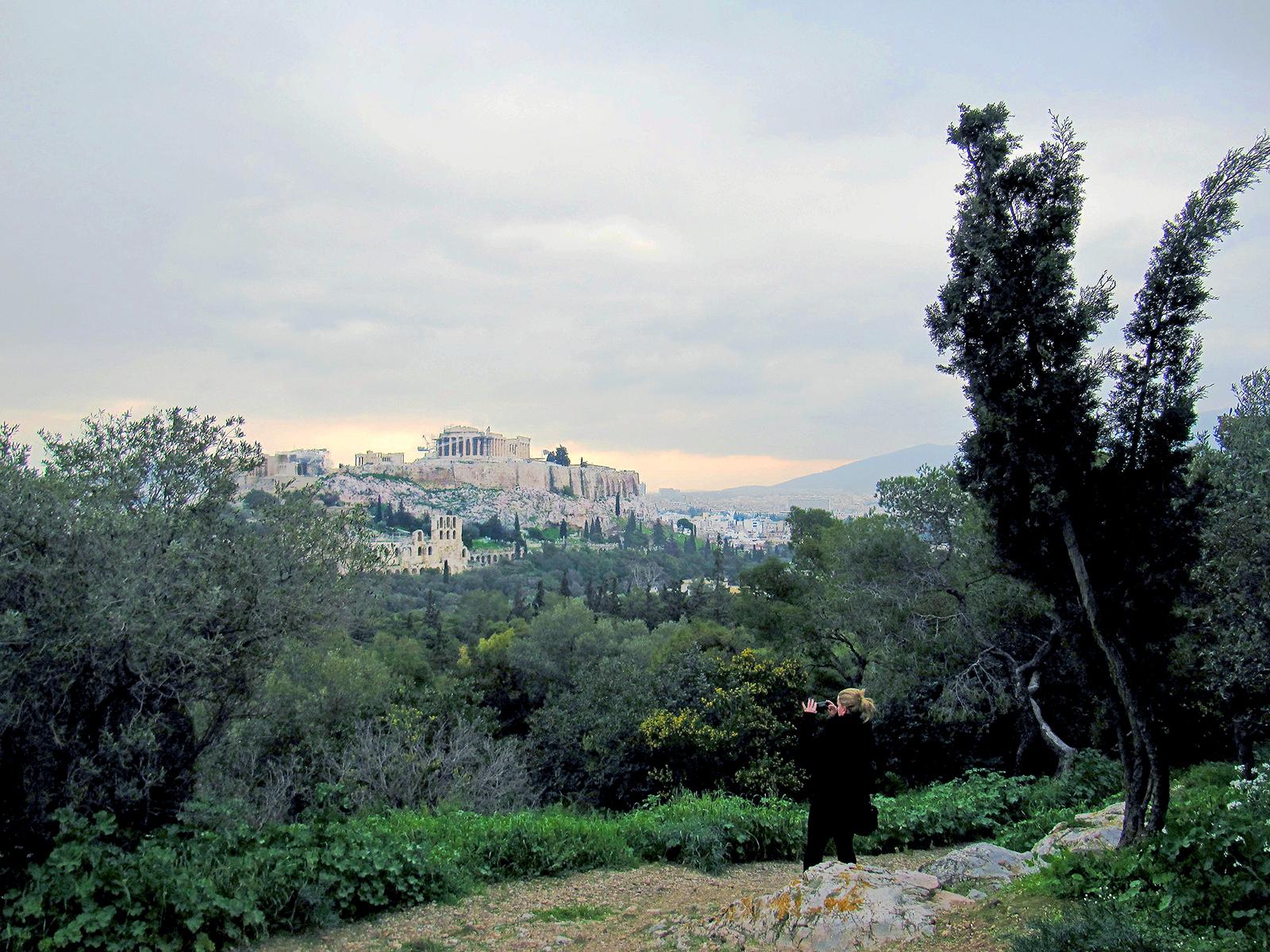 Von A wie Akropolis bis Z wie Zeustempel: 7Insidertipps für Athen