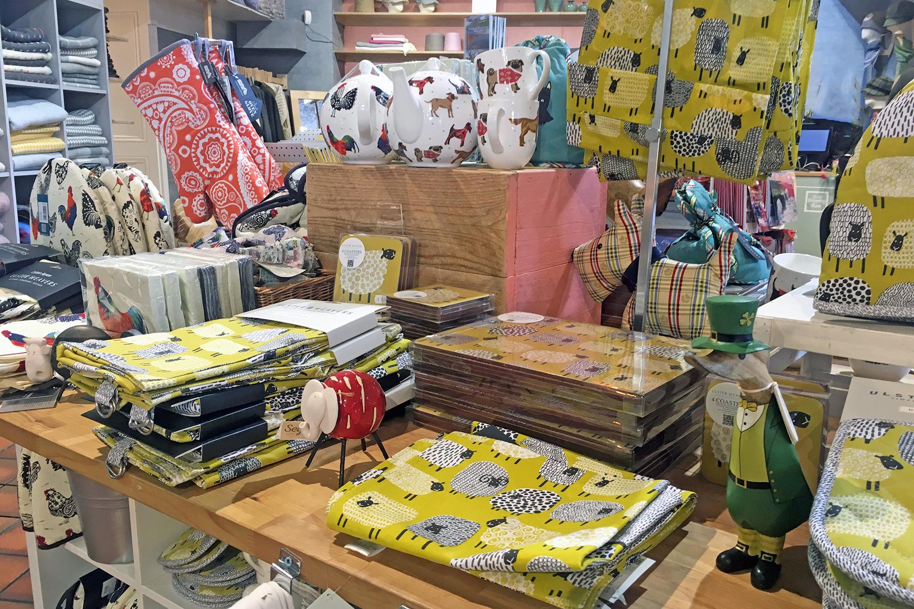 Shopping-Guide für Dublin: Die 24 besten Concept-Stores, Boutiquen & Vintage-Shops in Dublin