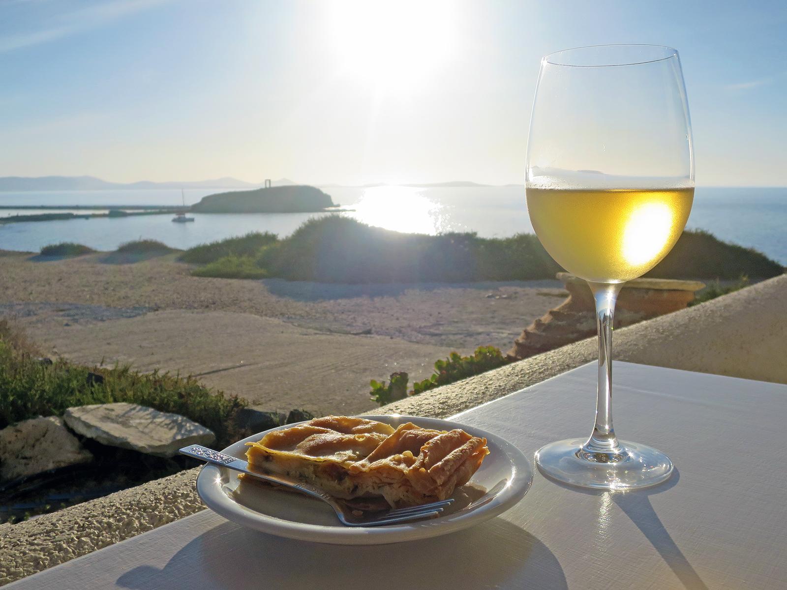 Food-Guide für Naxos: 12 Spezialitäten, die man bei einem Urlaub auf Naxos unbedingt essen muss