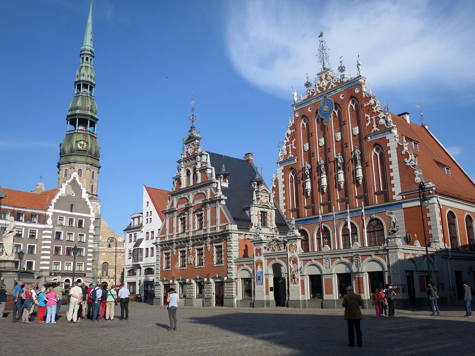 Travel-Talk Riga: Interview & Insider-Tipps von der baltischen Bloggerin Lelde Benke