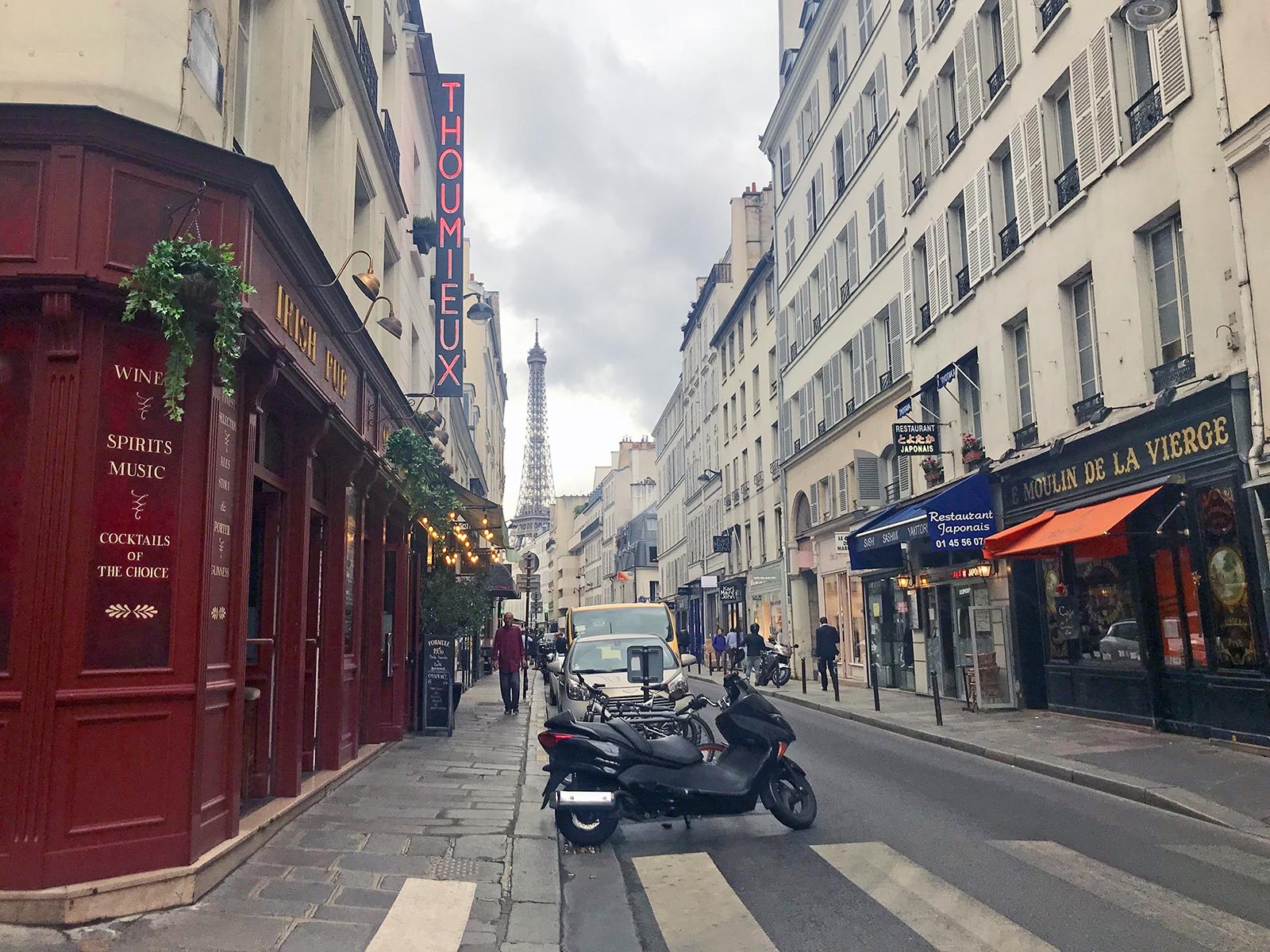Die besten Haken-Bars in paris