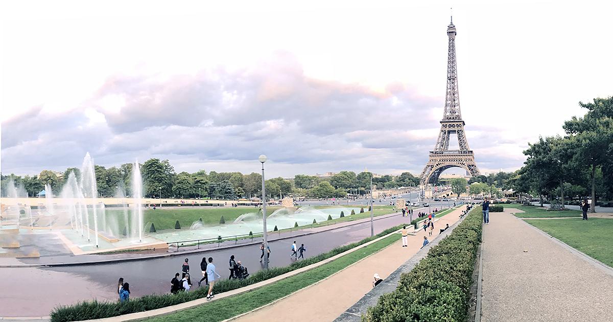 Eiffelturm im Blick: 11 Orte in Paris, an denen man die schönste Aussicht auf den Eiffelturm hat