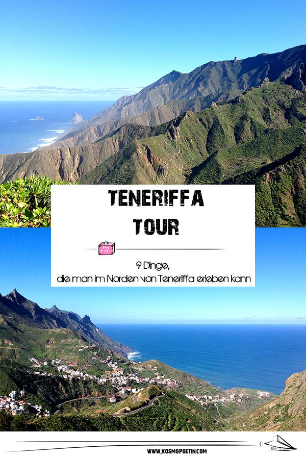 Teneriffa-Tour: 9 Dinge, die man im Norden von Teneriffa erleben kann