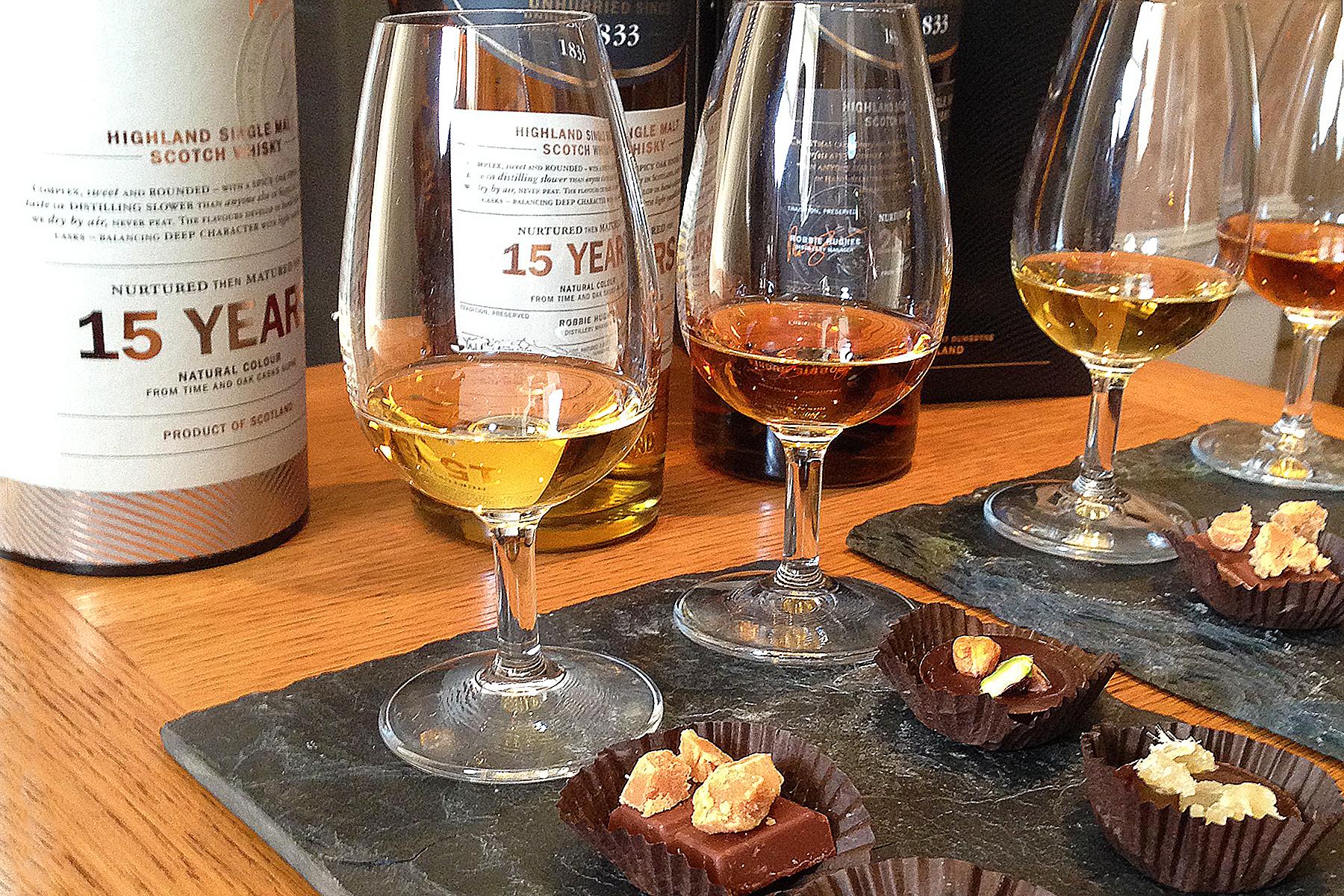 Whisky-Reise nach Glasgow: Über die Kunst, schottischen Whisky zu trinken