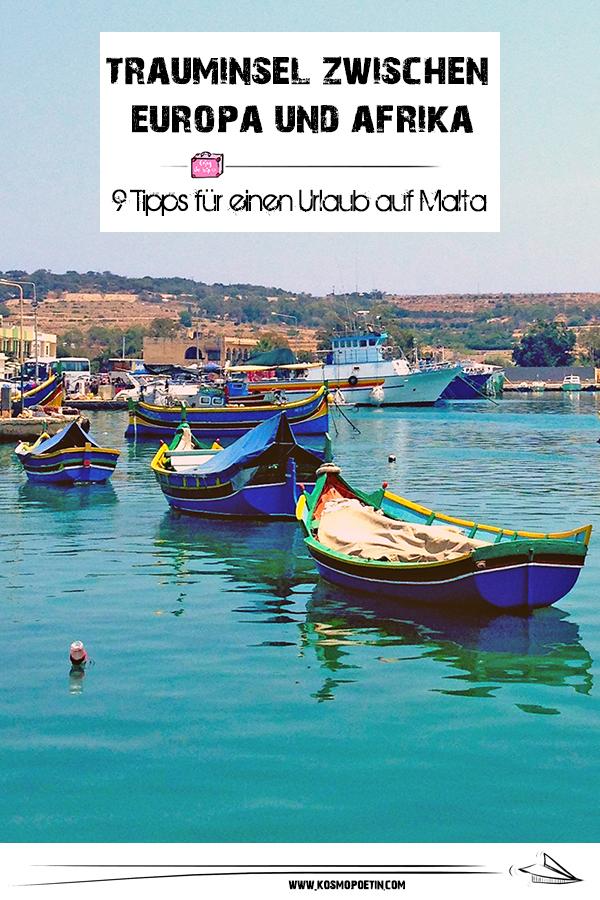 Trauminsel zwischen Europa und Afrika: 9 Tipps für einen Urlaub auf Malta