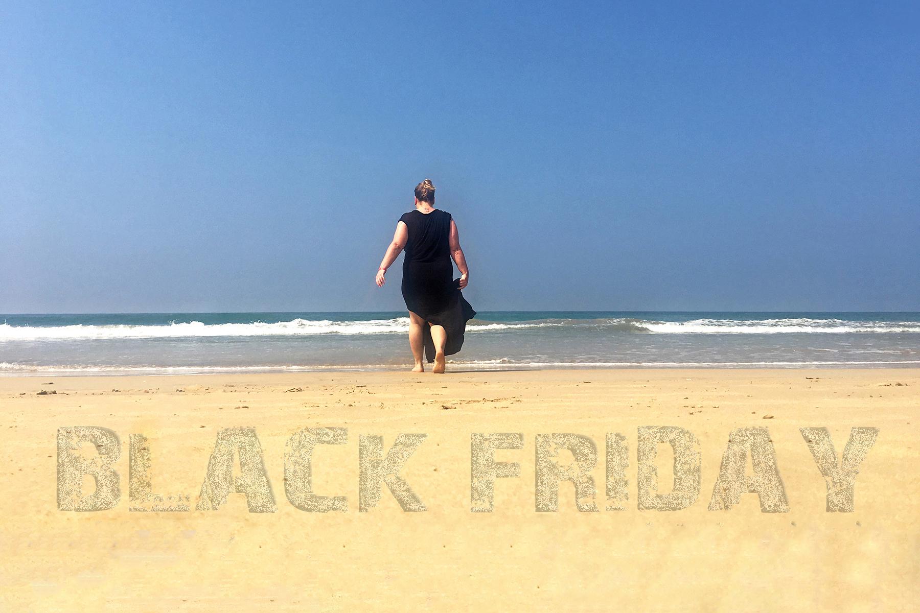 TGIF ♥ Thank God It's Black Friday: 11 Tipps für die besten Reisedeals am Black Friday