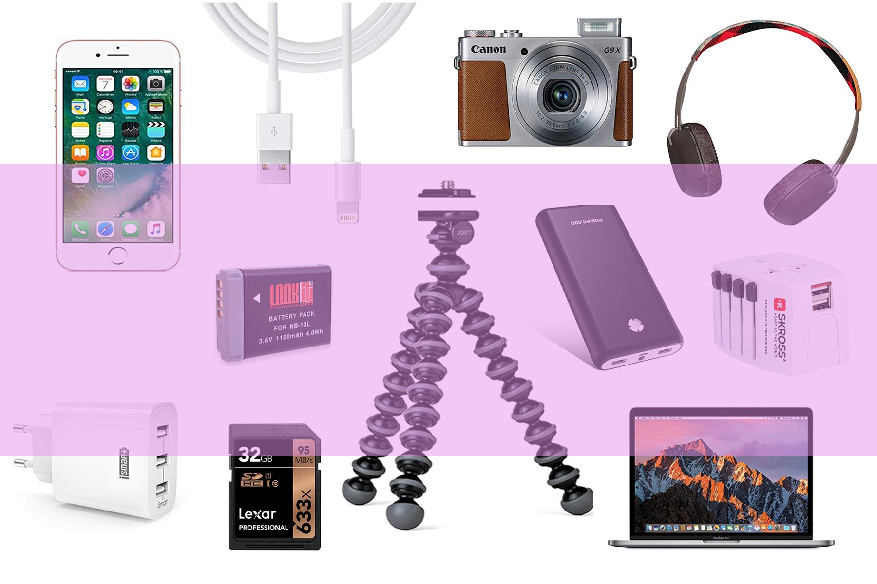 Technik to go: 11 Travel-Gadgets, die nicht nur Vielreisende im Urlaub brauchen