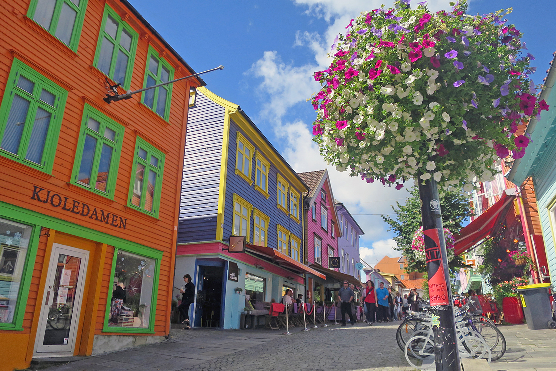 Stop-over Stavanger: Warum man bei einer Norwegen-Kreuzfahrt in Stavanger an Land gehen sollte