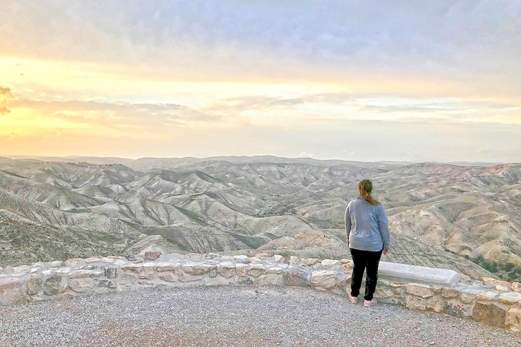 Negev in Israel: Wo die Dünen wispern und die Wüste spricht