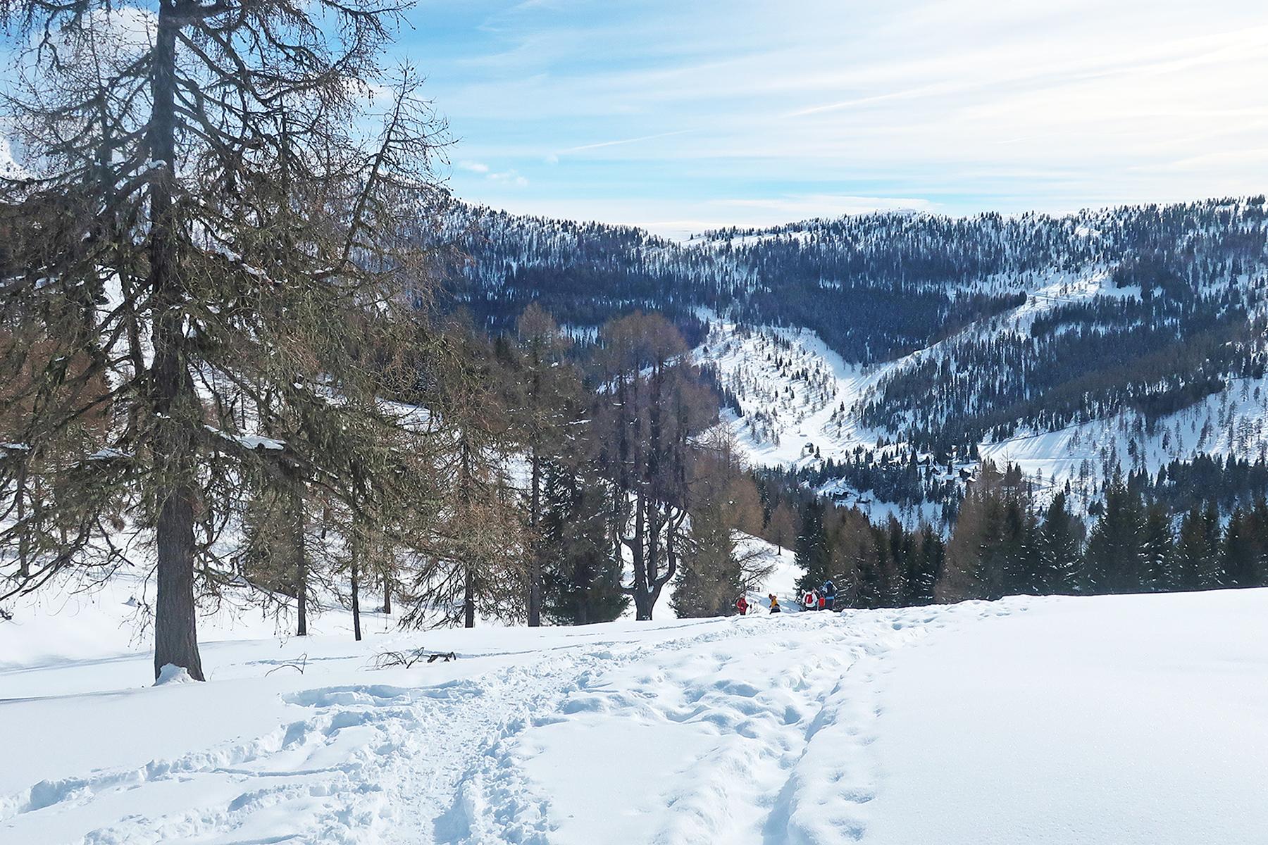 Schneeschuh-Abenteuer für Anfänger: 9 Tipps fürs sichere Schneeschuhwandern