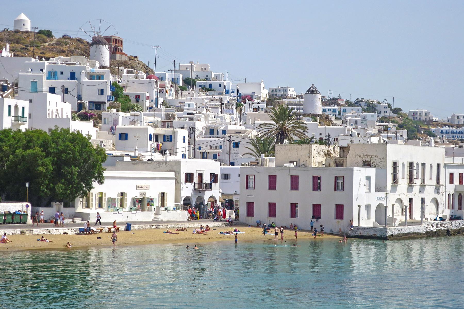 Mykonos-Urlaub: 7 Tipps für einen Zwischenstopp auf Mykonos