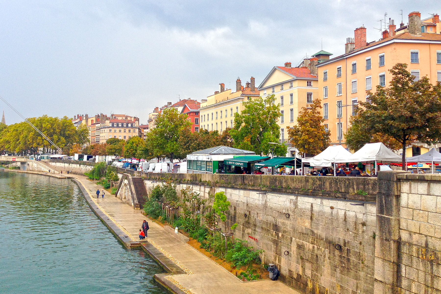 Lyon kurz, knapp & kompakt: 20 Insidertipps für Lyon