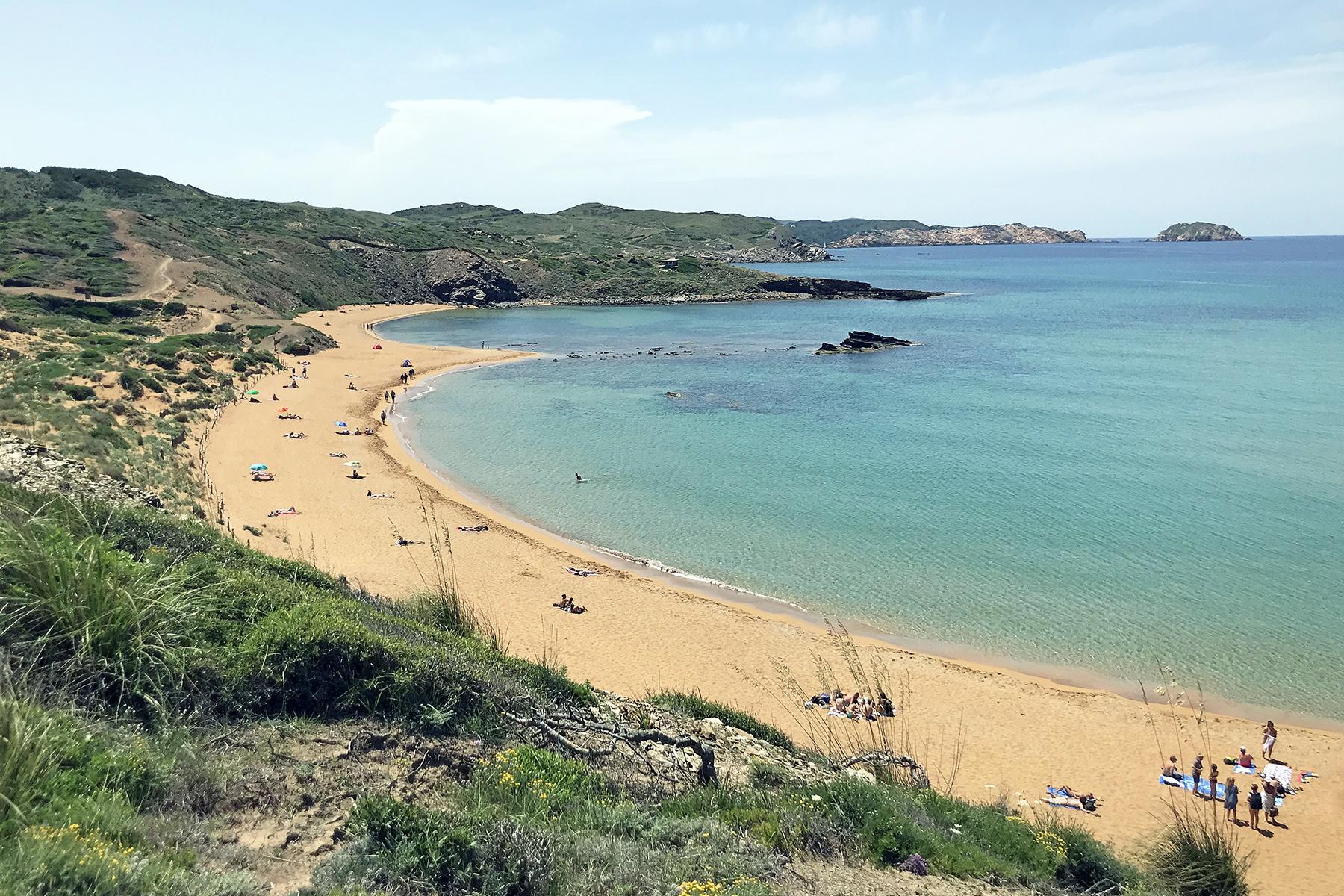 Insel Menorca Karte.Beach Guide Menorca Die 16 Schonsten Strande Auf Menorca