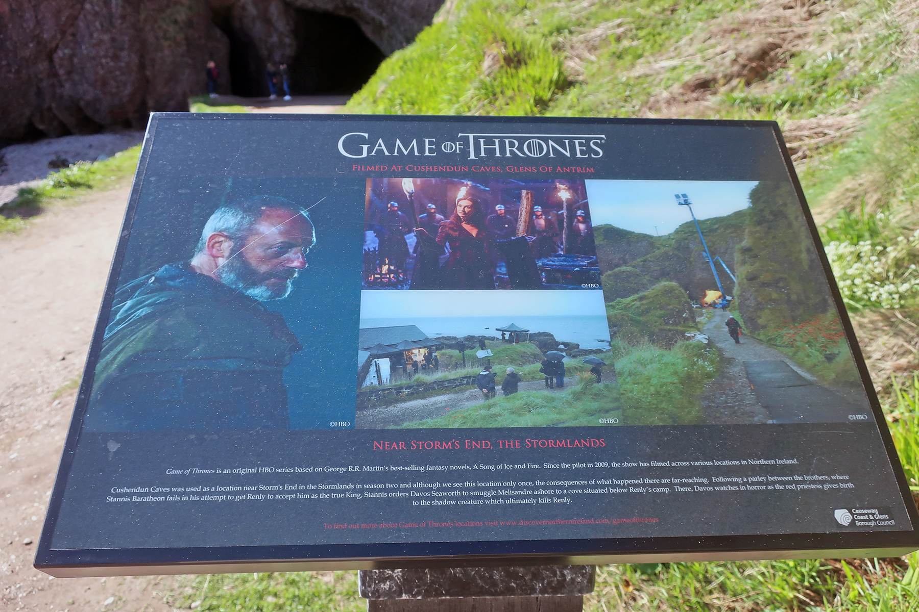 Game of Thrones-Drehorte: 20 Filmlocations in Nordirland, zu denen GOT-Fans reisen müssen