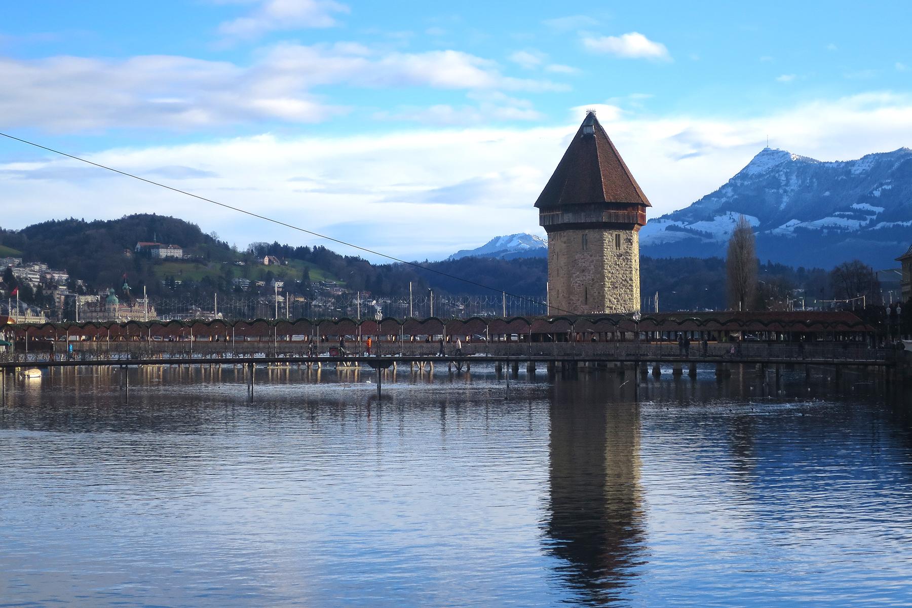 Luzern am Vierwaldstättersee: 13 Insidertipps für Luzern