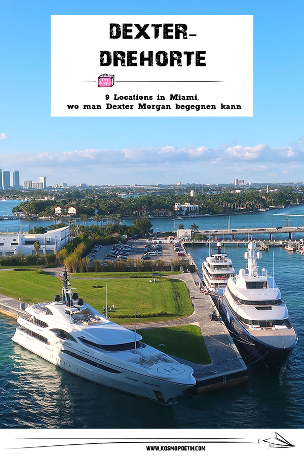 Dexter-Drehorte: 9 Locations in Miami, wo man Dexter Morgan begegnen kann