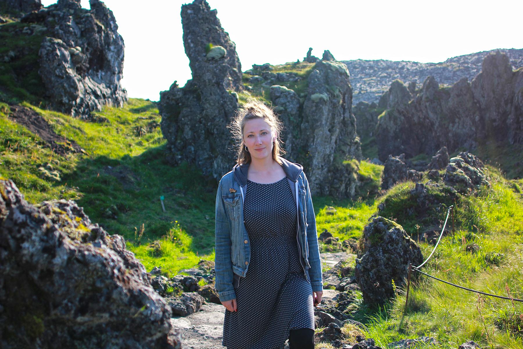 Travel-Talk Island: Interview & Insidertipps für Reykjavik von Melina Rathjen