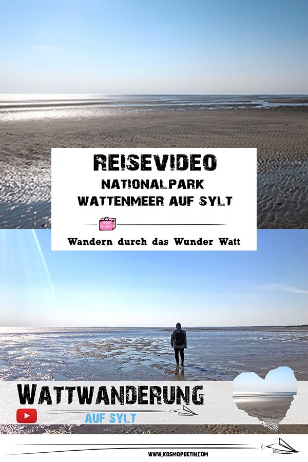 Nationalpark Wattenmeer auf Sylt: Wandern durch das Wunder Watt