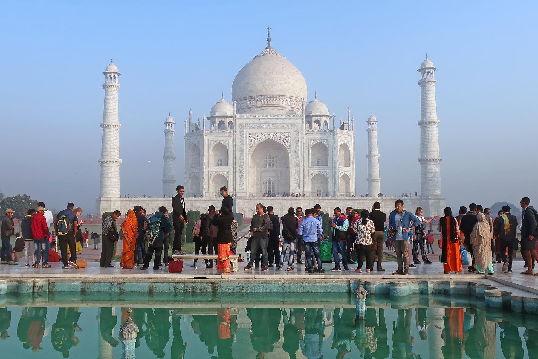 Insidertipps Taj Mahal: 20 Dinge, die man vor dem Besuch des Taj Mahal wissen muss