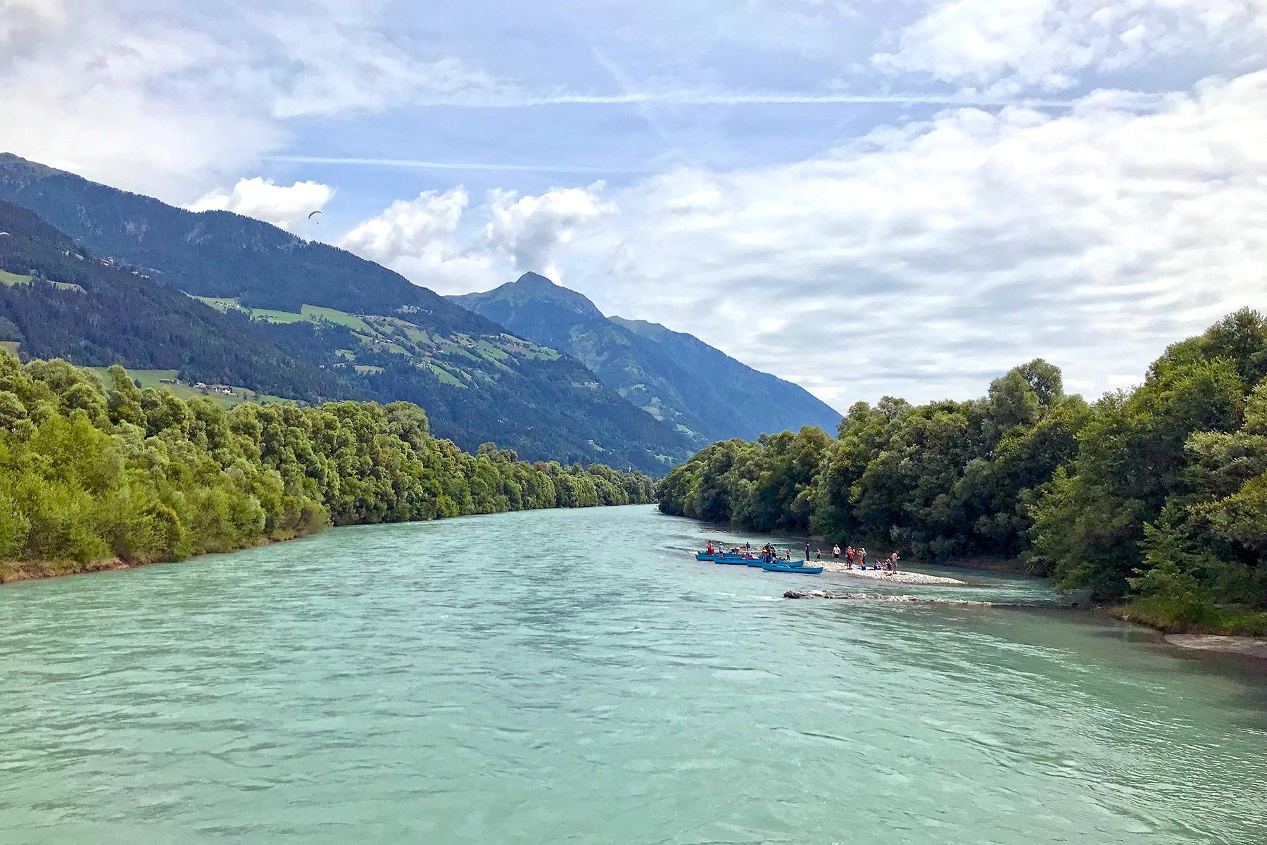 Kärnten für alle Sinne (Teil 6): Alles fließt am Drauradweg und am Draupaddelweg