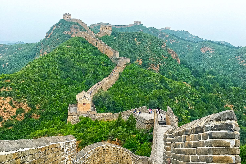 Mahjong Chinesische Mauer