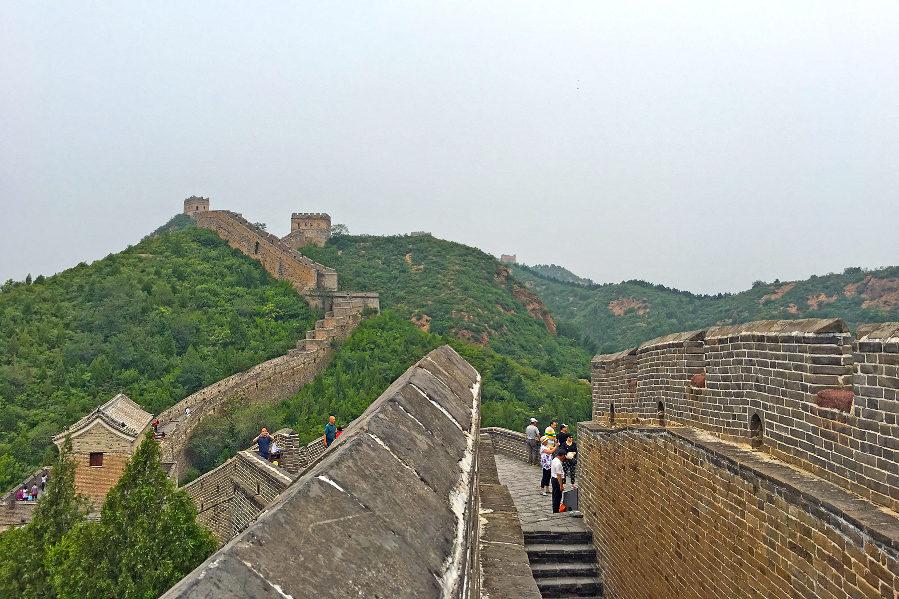 Insidertipps Chinesische Mauer: 5 Dinge, die man vor dem Besuch der Chinesischen Mauer wissen muss
