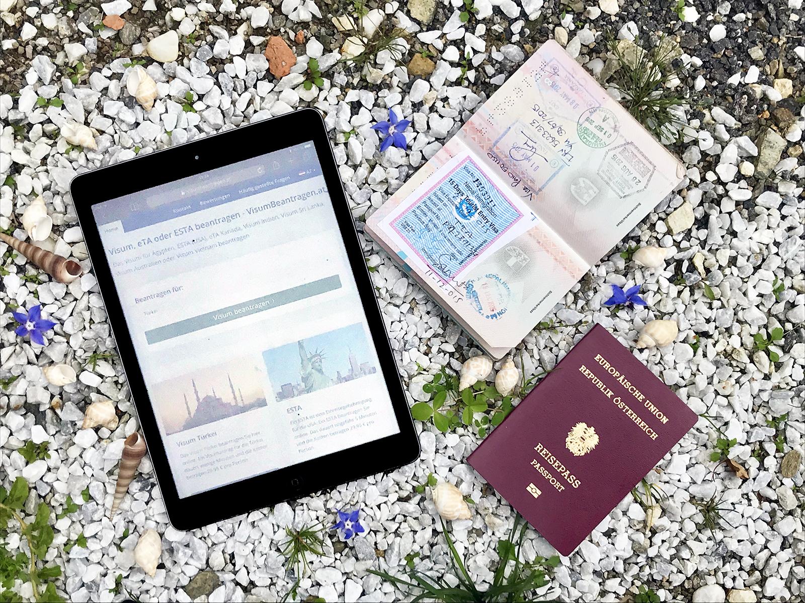 Veni, Vidi, Visum: 7 Tipps, mit denen man ohne Stress ein Visum beantragen kann