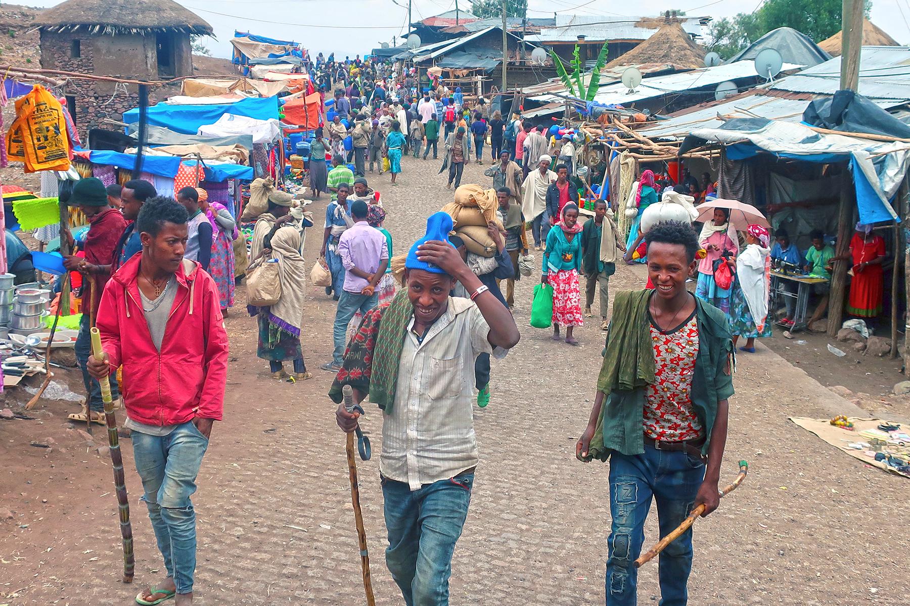 Äthiopien für Anfänger: 6 Highlights und Tipps für Addis Abeba
