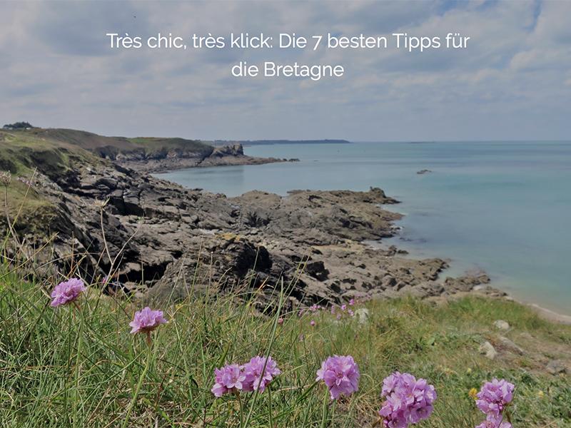 Travel-Talk Bretagne: Interview & Insider-Tipps für die Bretagne von Manon Auguglioro