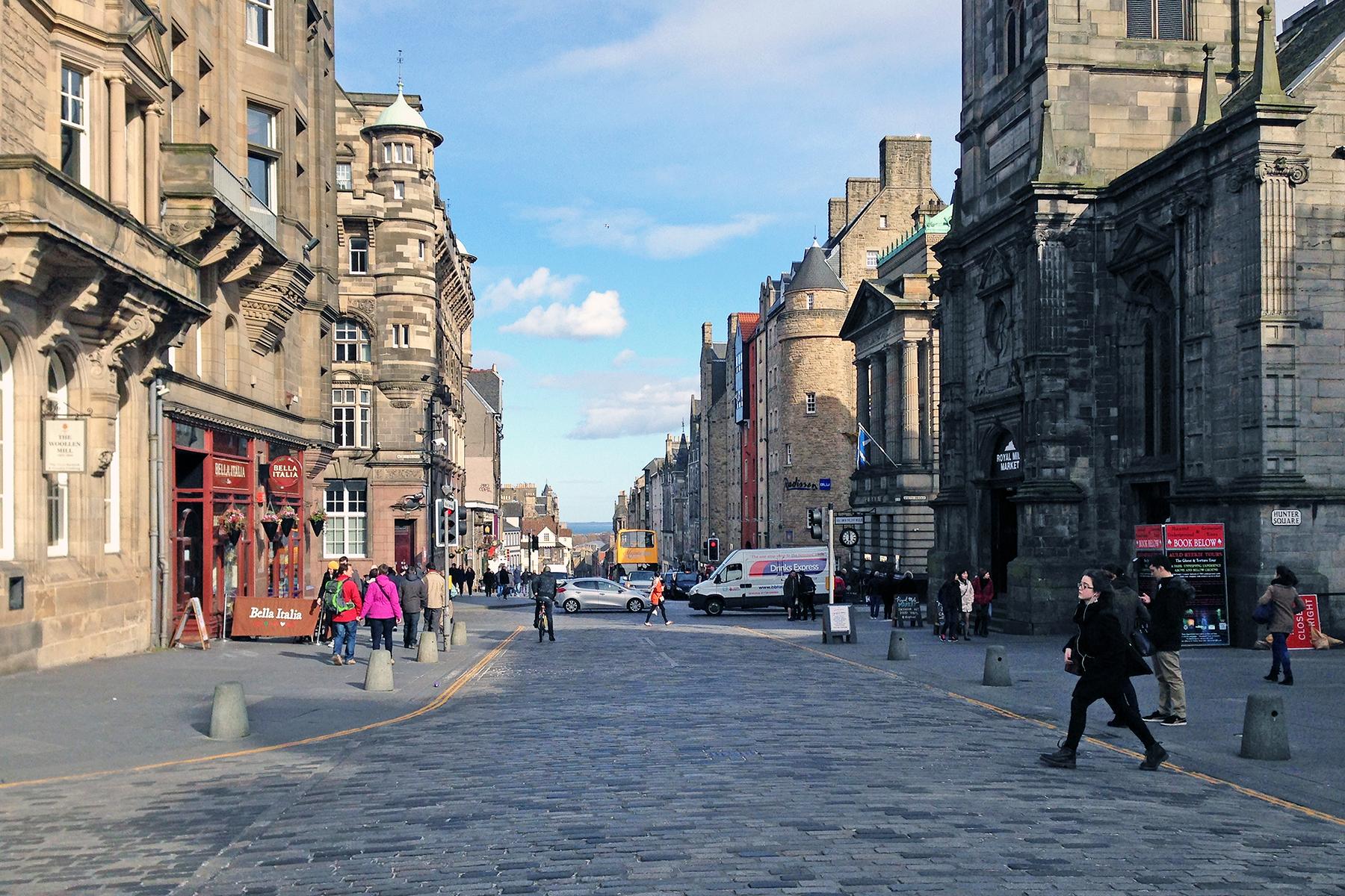72 Stunden in … Edinburgh: Das perfekte Wochenende in Edinburgh