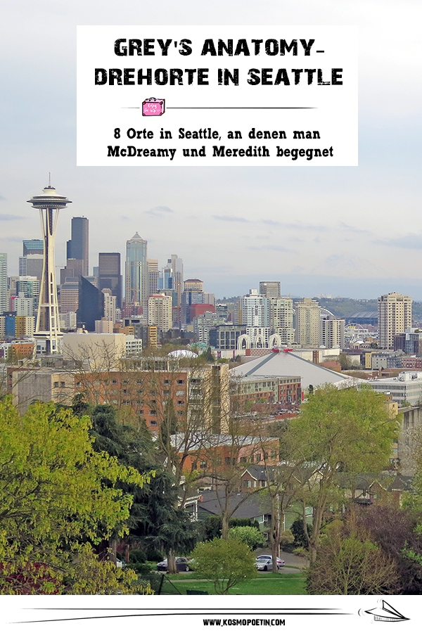 Grey's Anatomy-Drehorte in Seattle: 8 Orte, an denen man McDreamy & Meredith begegnet