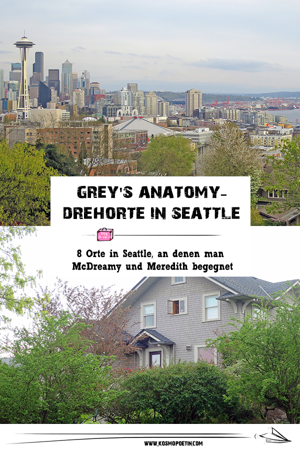 Grey's Anatomy-Drehorte in Seattle: 8 Orte, an denen man McDreamy & Meredith begegnet