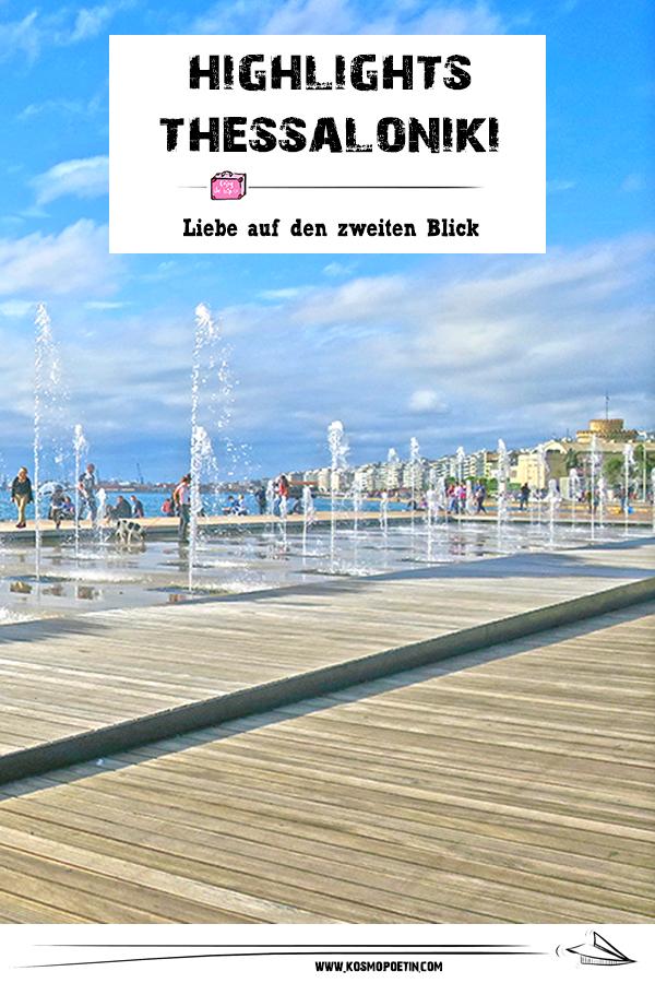 Reise nach Thessaloniki: Liebe auf den zweiten Blick