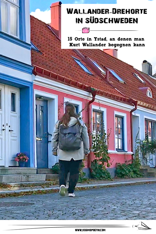 Wallander-Drehorte in Südschweden: 15 Orte in Ystad, an denen man Wallander begegnen kann