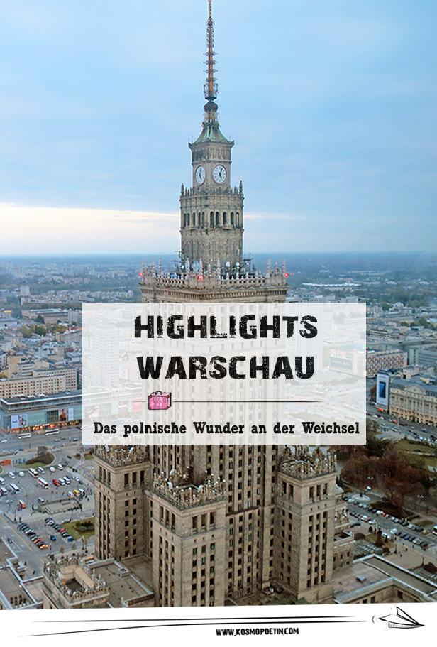Reise nach Warschau: Das polnische Wunder an der Weichsel