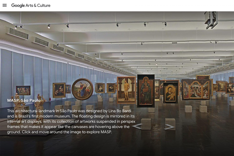 Virtuell verreisen: 20 Museen rund um die Welt, die man von zu Hause besuchen kann