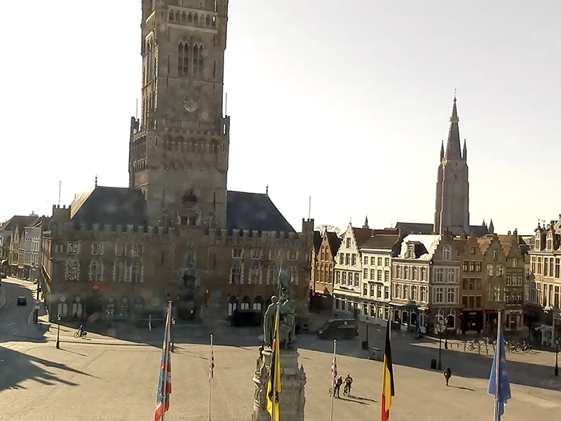 Virtuelle Weltreise: Die besten Live-Webcams rund um die Welt
