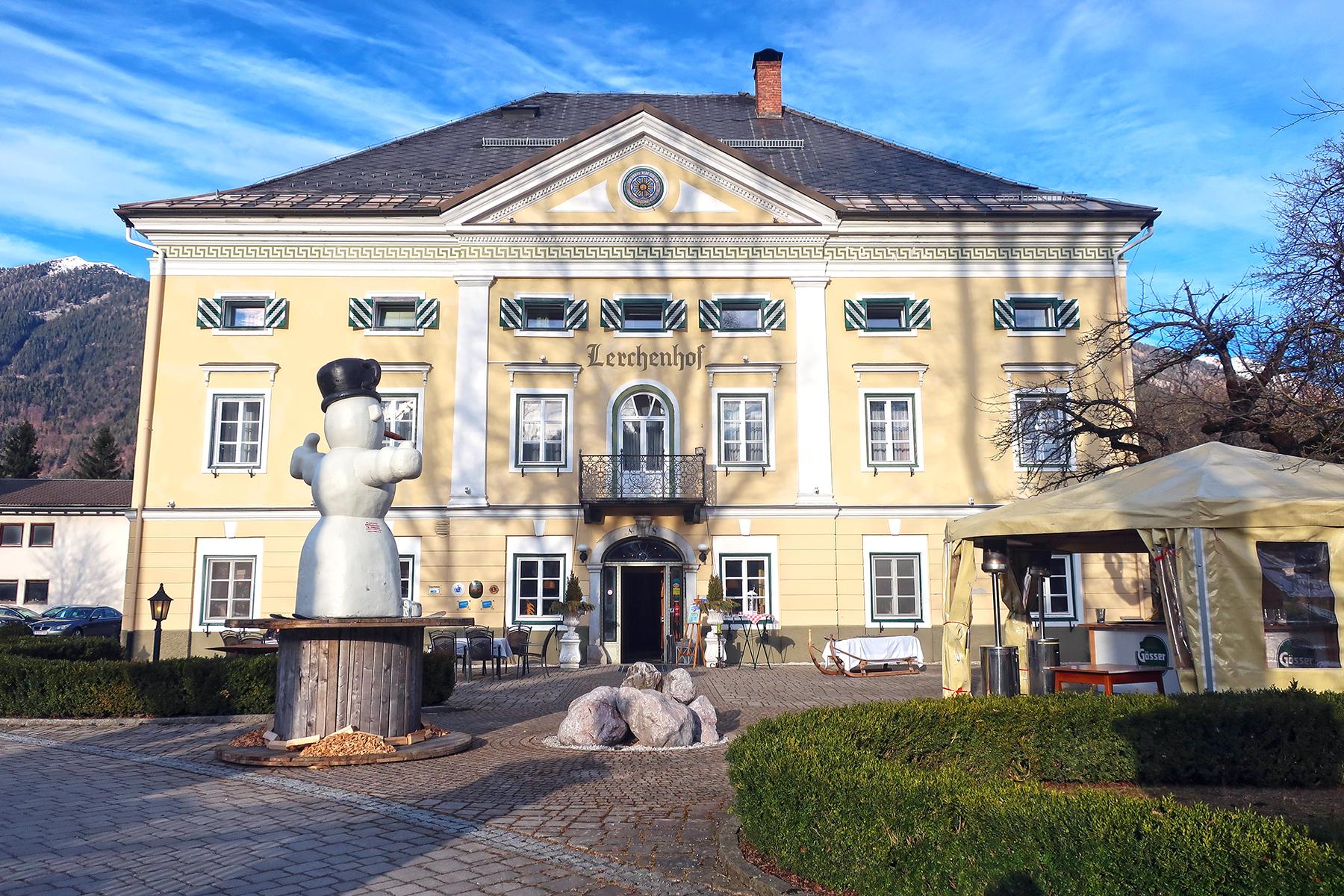 Schlafen im Schloss: Die 11 schönsten Schlosshotels in Kärnten