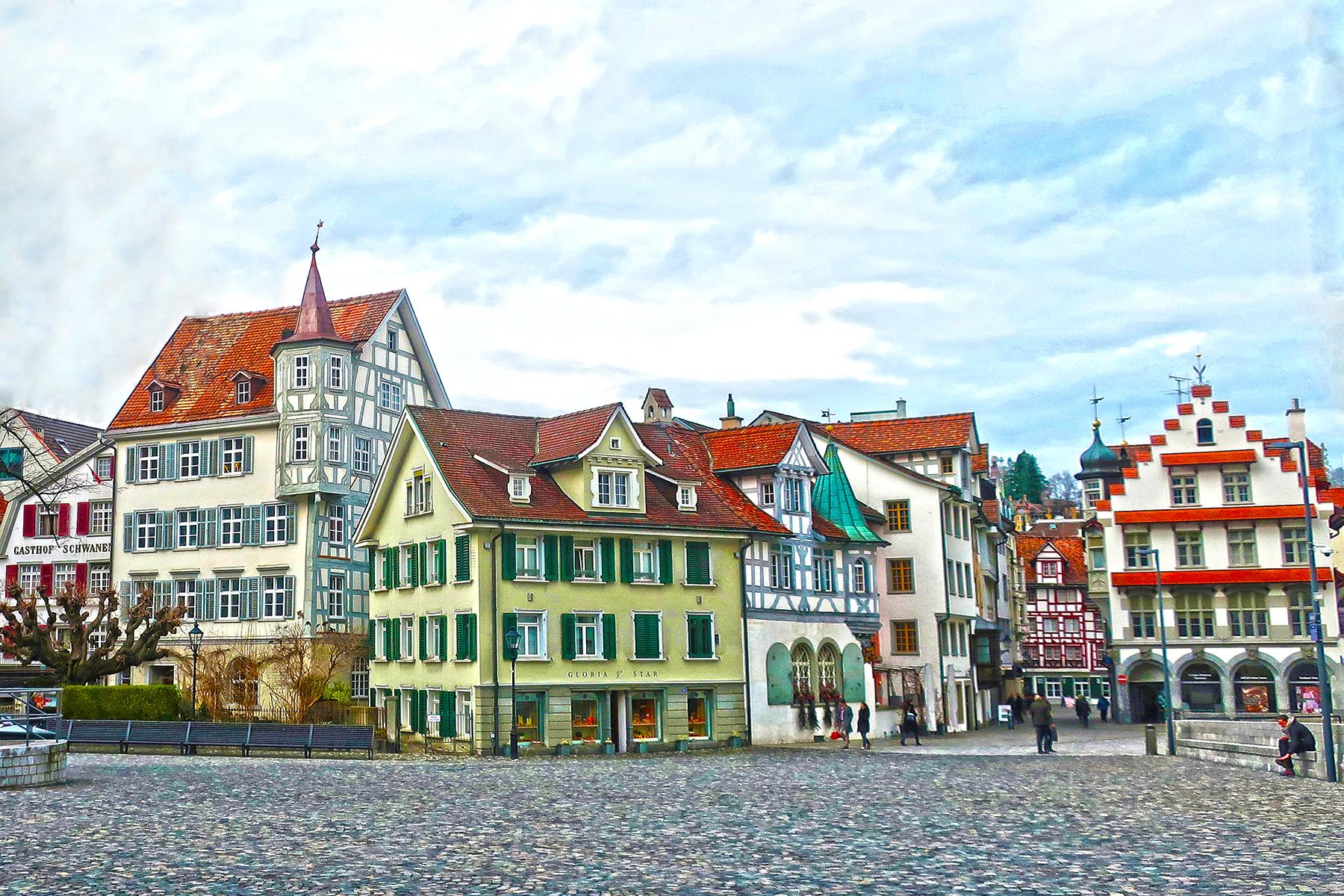 Sehen, schmecken, shoppen: 12 Tipps für St. Gallen