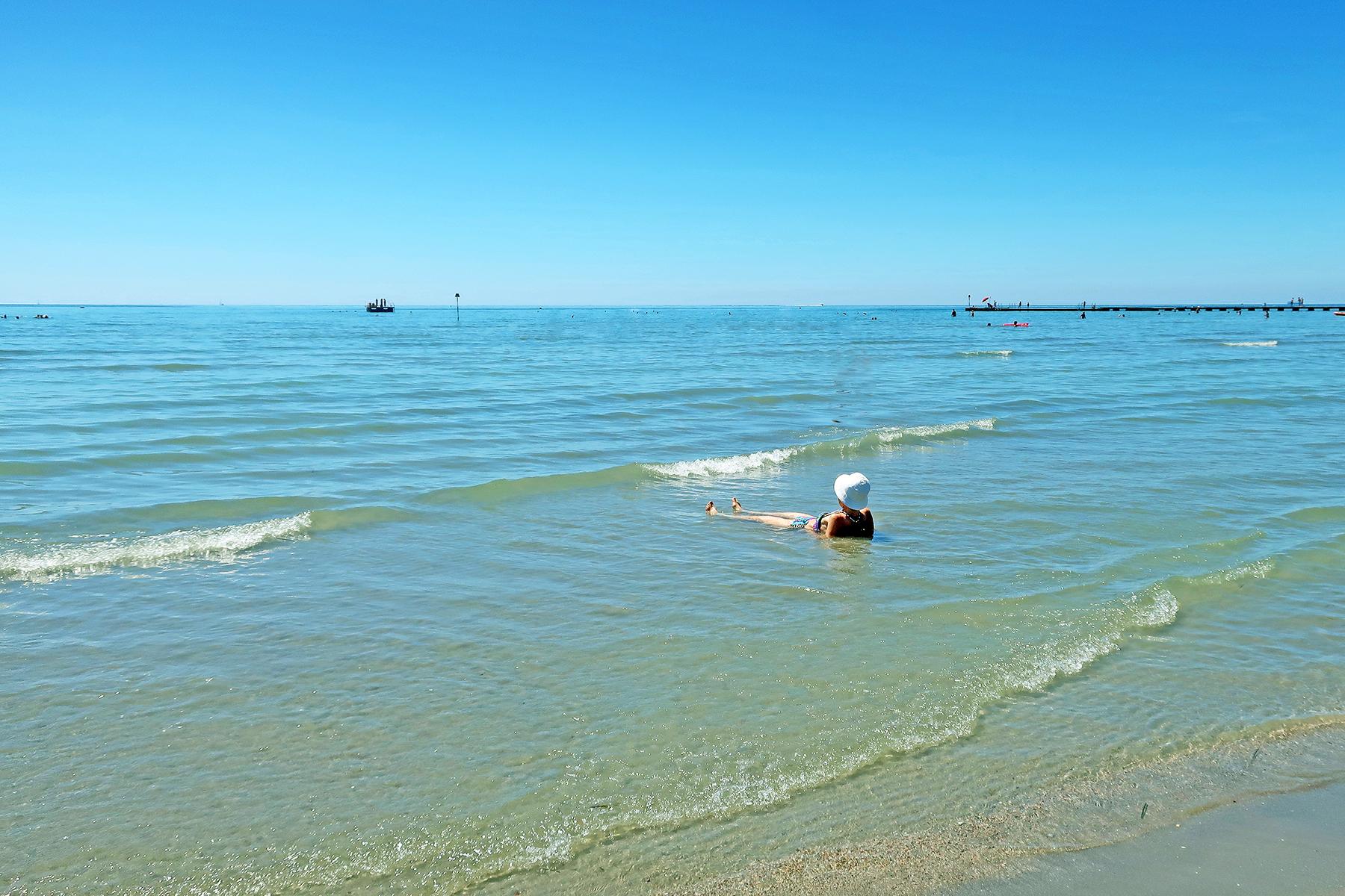 Strand-App von Friaul-Julisch Venetien: 9 Dinge, die man über die App wissen sollte