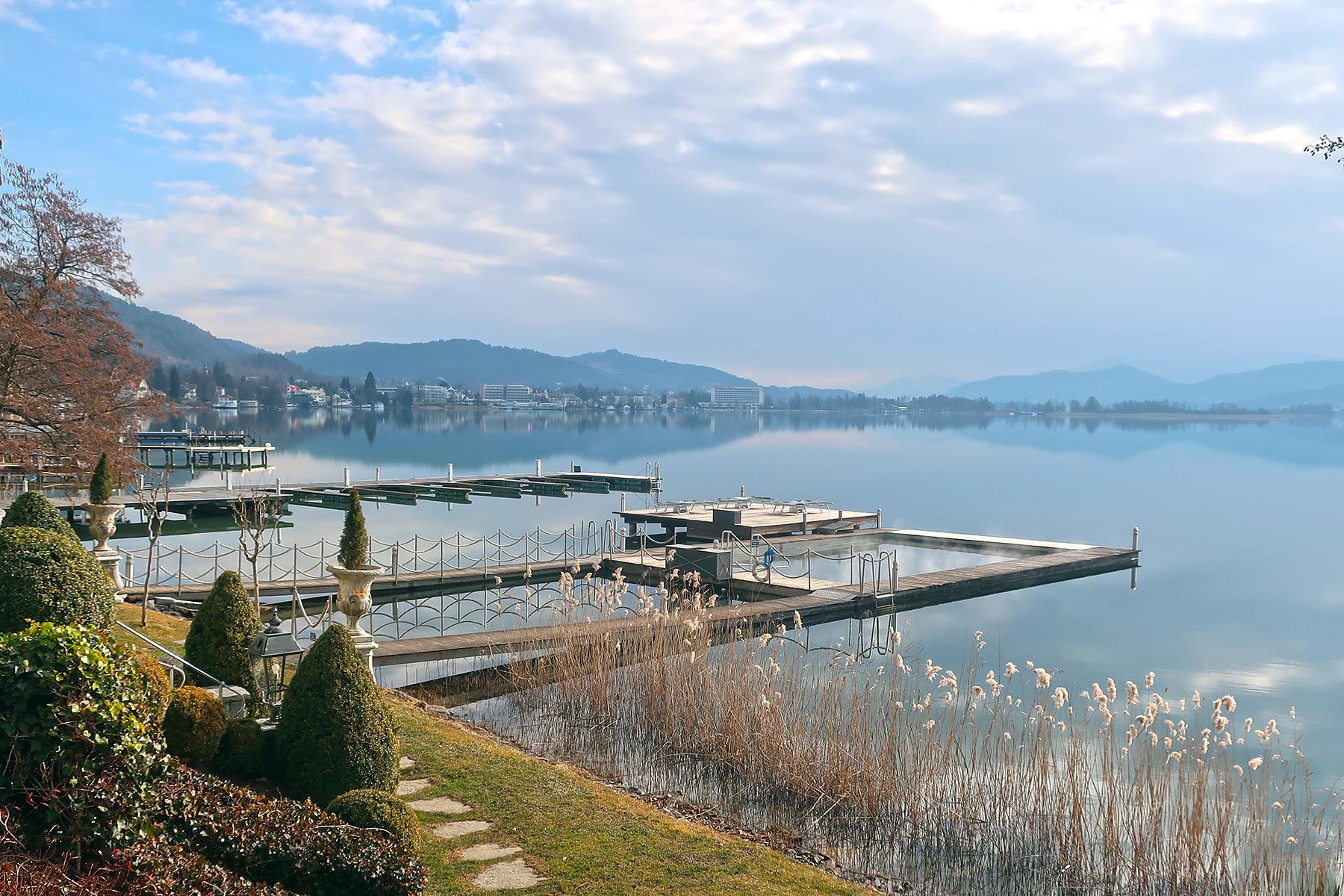 Auszeit in Kärnten: Schwimmen, schmausen und schweigen in Kärntens Schlosshotels
